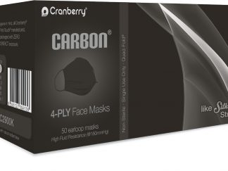 cranberry-carbon-mask